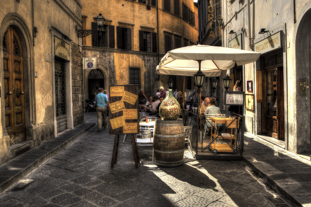A two-day stroll through Florence's artistic and culinary delights