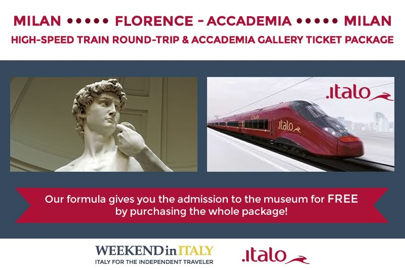 A fabulous one-day package from Milan – for art lovers and people who don't want to miss out