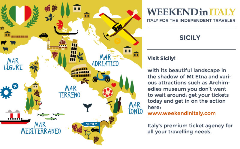 A weekend in Italy: Sicily