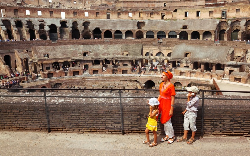 Colosseum Rome tickets… For free!?