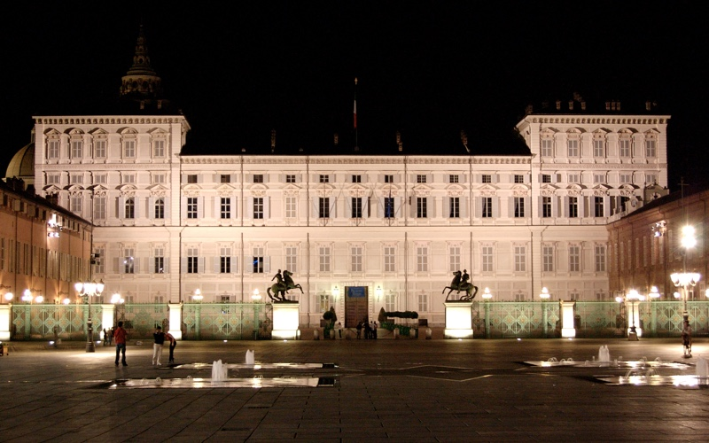 Turin top attractions: the Royal Palace