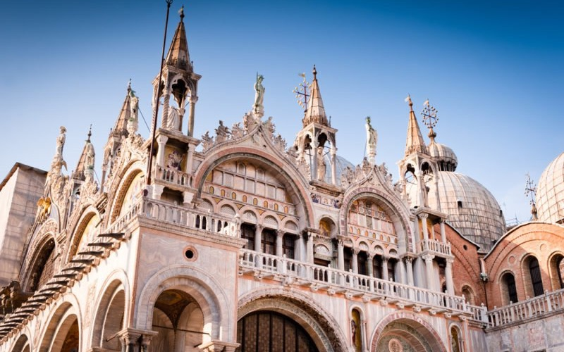 Venice top attractions: the Doge's Palace