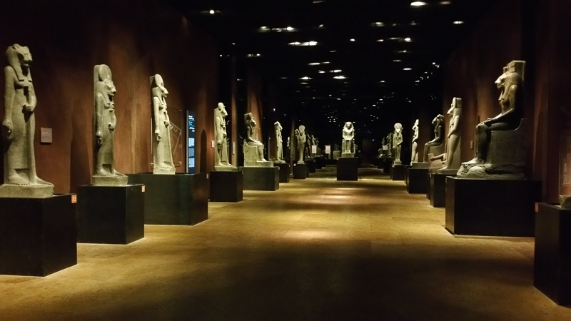 Turin top attractions: the Museo Egizio