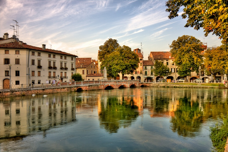 A day trip from Venice: Treviso