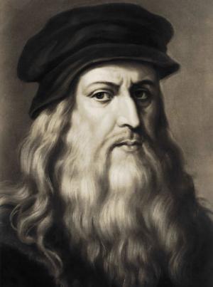 The Legend of Leonardo da Vinci