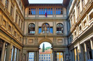 florence-italy-uffizi