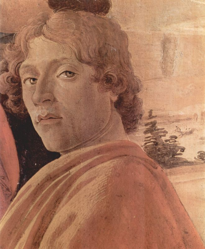Sandro Botticelli and the Divine Comedy