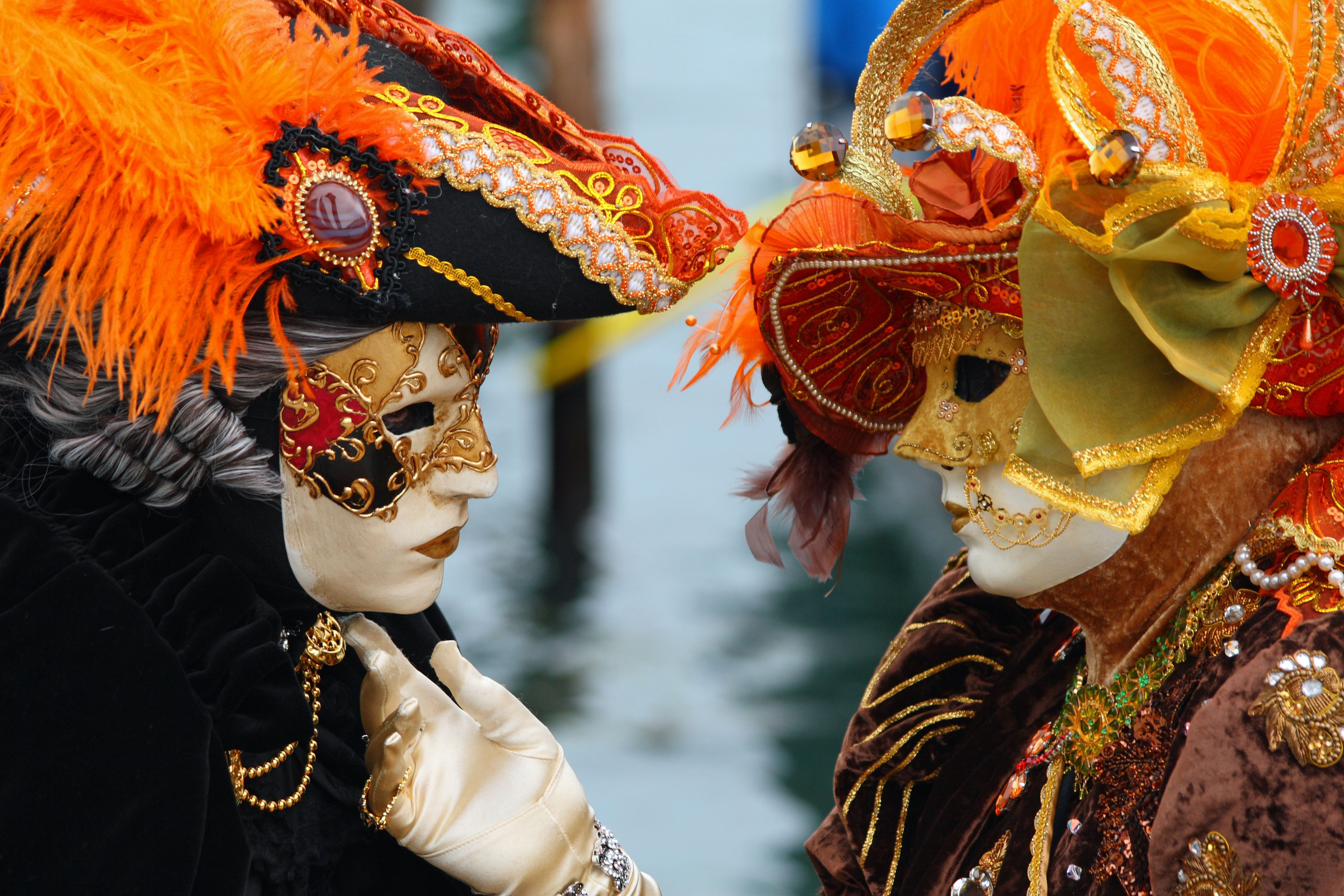 The Carnivale of Venice