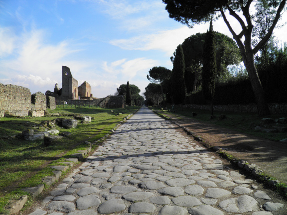 Roman Roads – Travel Routes of the Roman Legions