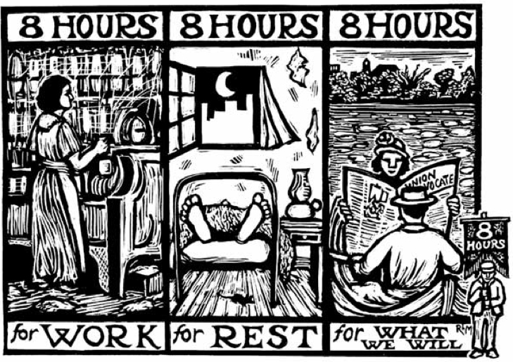 Workers' Day, The First of May