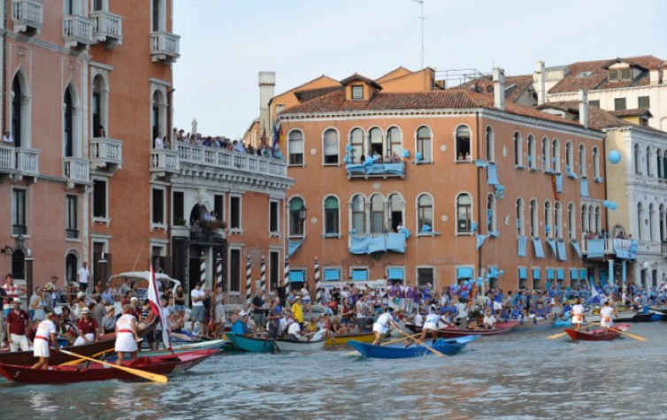 Historical Regata in Venice
