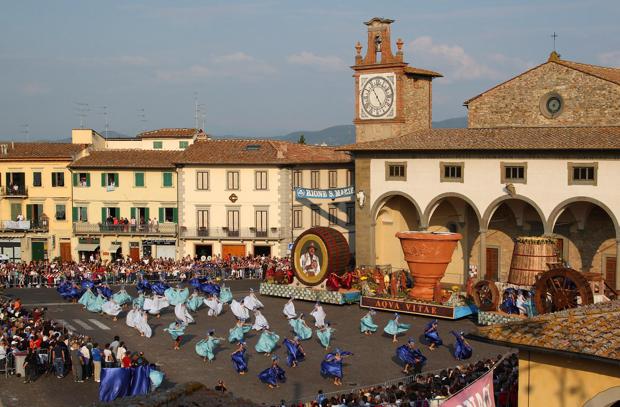 Impruneta (Tuscany): Chianti Grape Harvest Festival