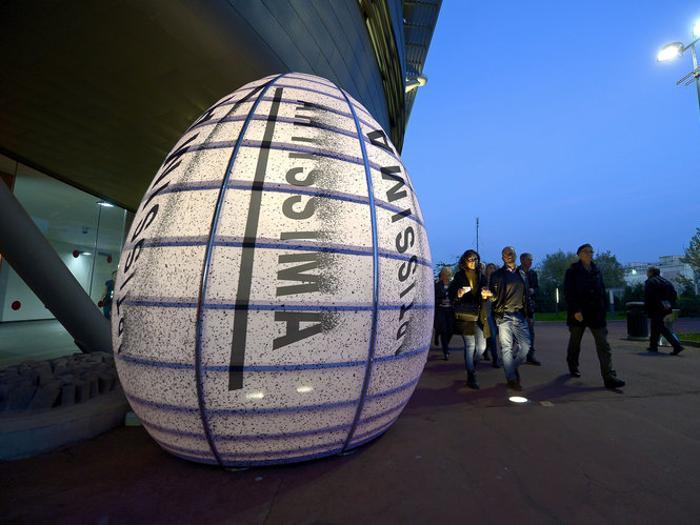 Turin: Artissima