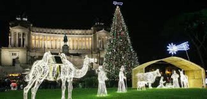 Christmas in Vatican City