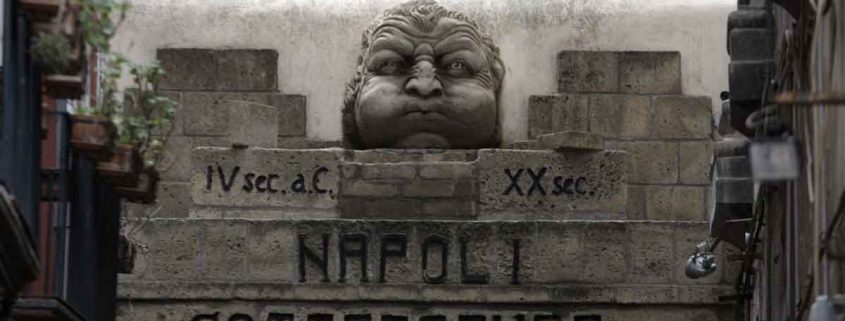 Ghosts, devils and wizards: esoteric Naples
