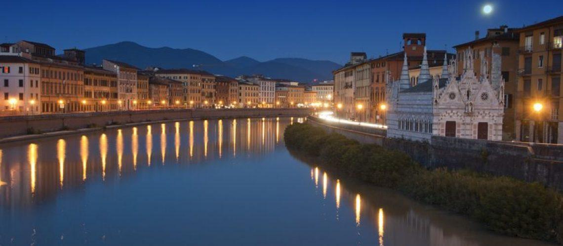 Festival of St. Ranieri, Pisa