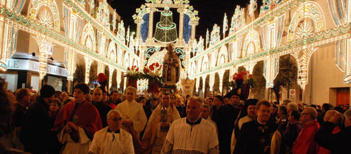 Throughout Italy: Feast of the Immaculate Conception