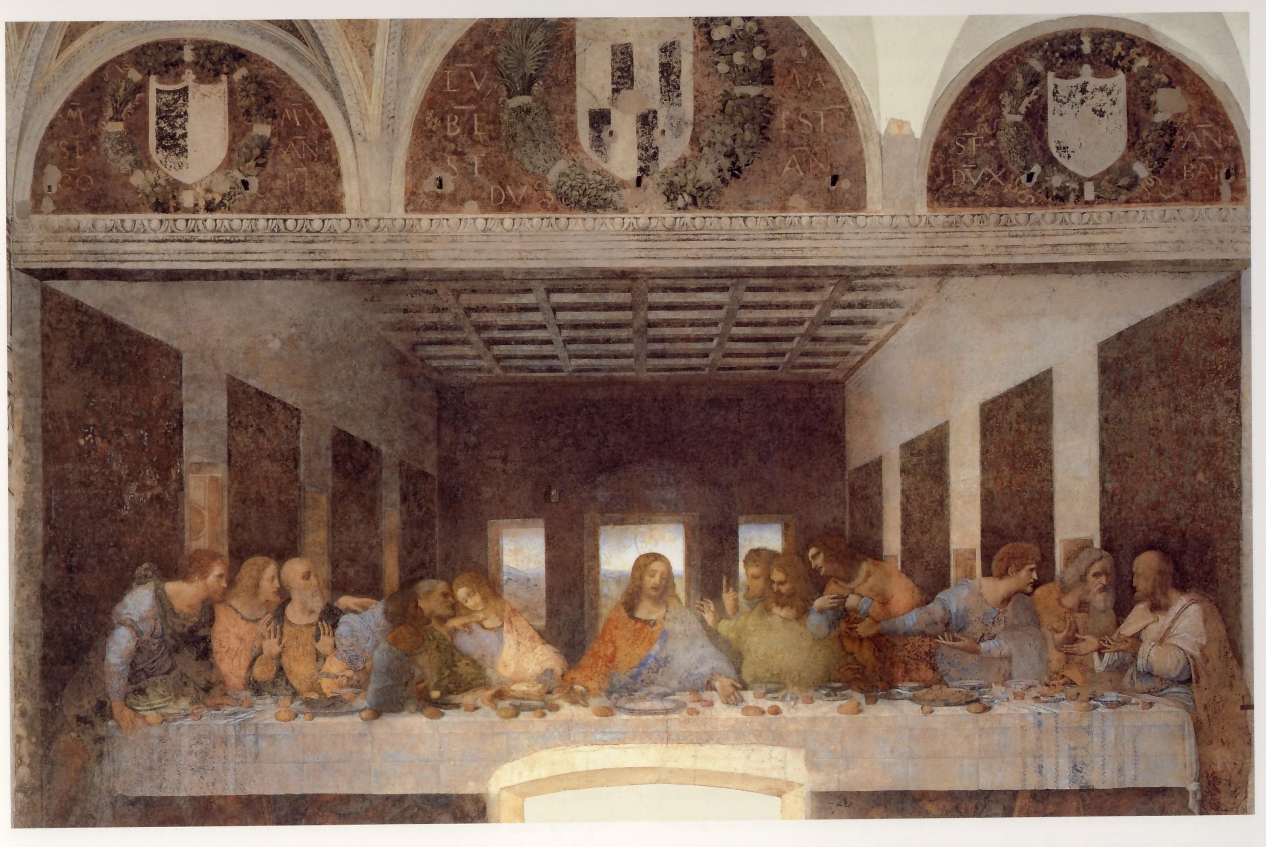 The 500th anniversary of Leonardo da Vinci's death: our calendar