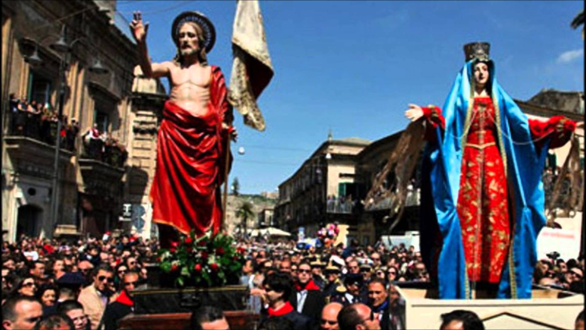 Holy Week in Sicily
