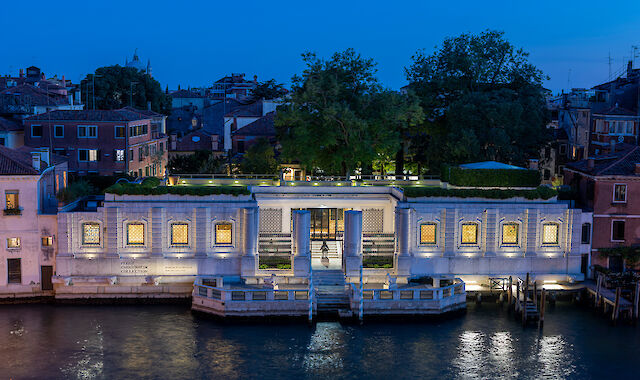 Venice top attractions: the Peggy Guggenheim Collection